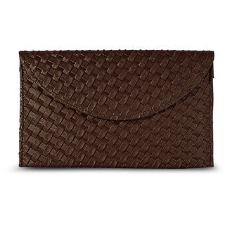 Adbeni Good Choice Brown Colored Sling Bags For Womens (SLINGPU-8-sml-KHK)