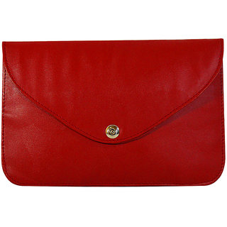 Adbeni Good Choice Red Colored Sling Bags For Womens (SLINGPU-9-RED)