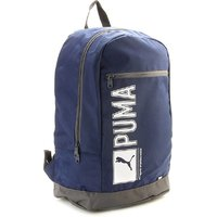 Puma Navy Black Casual Polyester Backpacks