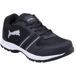 Smart Wood Men'S Black Training Shoes