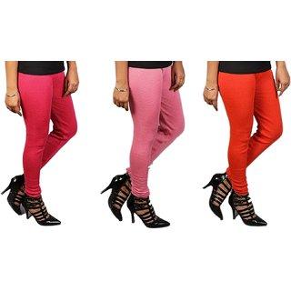 Woodstone Multicolor Lycra Women's Legging