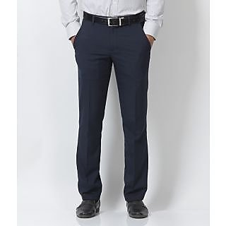 AmarDeep Premium Blue Formal Trouser