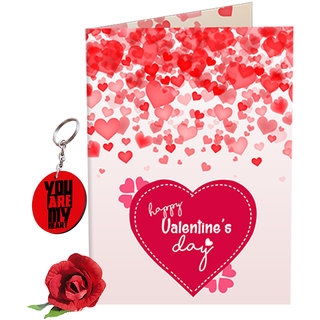 Buy Sky Trends Valentine Gift For Hubby Lovely Greeting Card