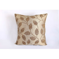 Encasa Cushion Cover - Floral Printed Design (2 Covers)