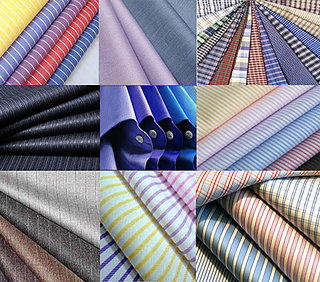 Gwalior Mens Suiting Shirting Combo 10 Trouser 10 Shirt Fabric