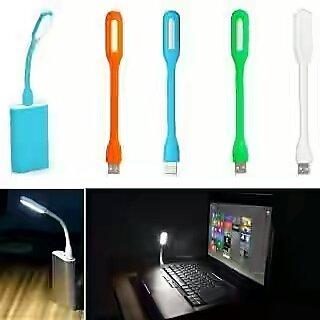 USB led light  1 pc  for mobile , PC emergency lights