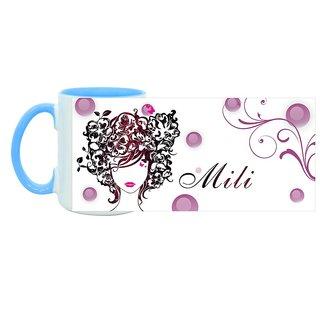 Mili_ Hot Ceramic Coffee Mug : By Kyra