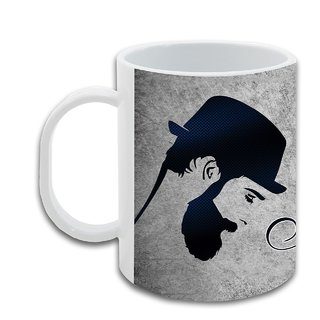 Akaash_ Hot Ceramic Coffee Mug : By Kyra