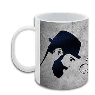 Hardik_ Hot Ceramic Coffee Mug : By Kyra