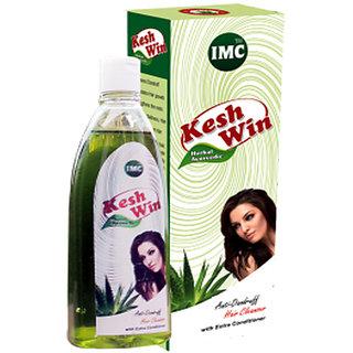 IMC Kesh Win Hair Cleanser (Shampoo 250) Who Certified Chemical Free