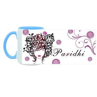 Paridhi_ Hot Ceramic Coffee Mug : By Kyra