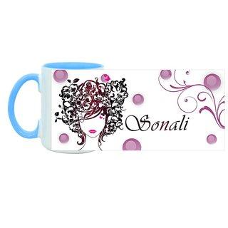 Sonali_ Hot Ceramic Coffee Mug : By Kyra