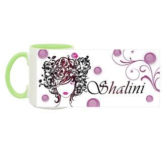Shalini_ Hot Ceramic Coffee Mug : By Kyra