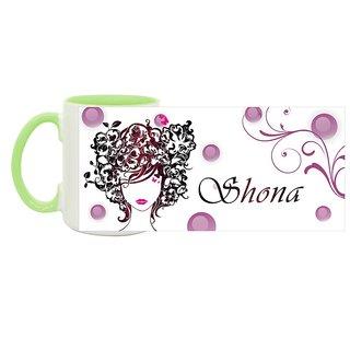 Shona_ Hot Ceramic Coffee Mug : By Kyra