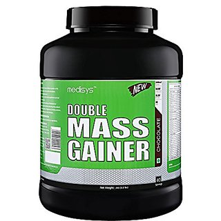 Medisys Double Mass Gainer,Choco-3Kg