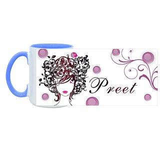 Preet_ Hot Ceramic Coffee Mug : By Kyra
