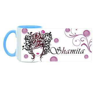 Shamita_ Hot Ceramic Coffee Mug : By Kyra