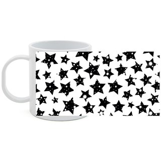 Ceramic Coffee Mug, Designer Printed Coffee Mugs : By Kyra