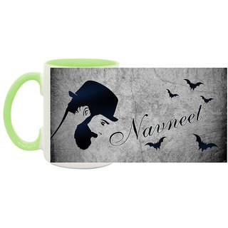 Navneet_ Hot Ceramic Coffee Mug : By Kyra