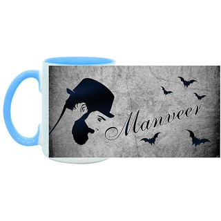 Manveer_ Hot Ceramic Coffee Mug : By Kyra
