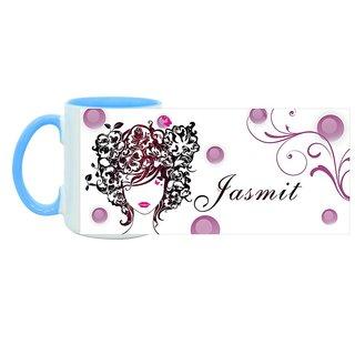 Jasmit_ Hot Ceramic Coffee Mug : By Kyra