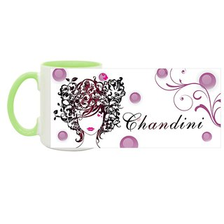Chandini_ Hot Ceramic Coffee Mug : By Kyra