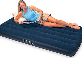 High Quality Single Air Bed for Camping , Small Space , fold-able Air Bed CODEPH-0555