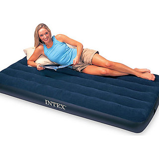 High Quality Single Air Bed for Camping , Small Space , fold-able Air Bed CODEPs-4344