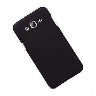 online store b3ef7 f88cf Samsung J7 Back Cover(Black)