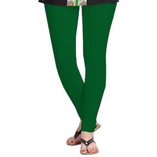 Women Legging Green