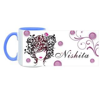 Nishita_ Hot Ceramic Coffee Mug : By Kyra