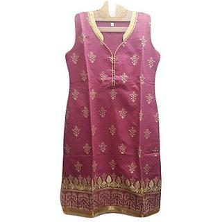Chanderi Silk Ladies Suits