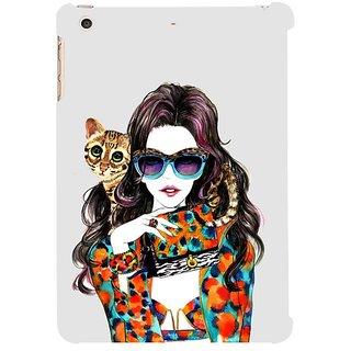 Fuson Designer Phone Back Case Cover Le Ipad Mini 3