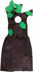 tree fancy dress costume for kids