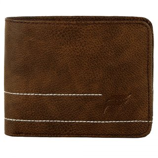 Fitoor pu formal leather wallet