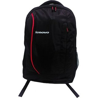 Lenovo Laptop Backpack-B3055 Black and Red
