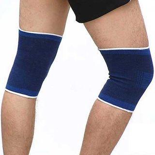 Knee Support For Good Health Care, Best Quality , Flexible Design for Fitness , Yoga , Aerobics , Exercise GYM Preview CODEDb-0649
