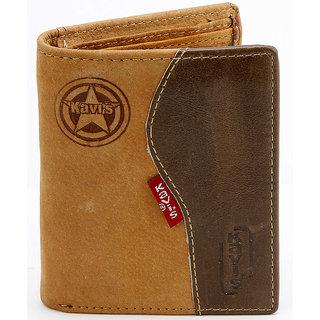 eBizz Fancy W75 Leatherite Wallet  Stylish Leather Wallet for Boys Men WalletNew75