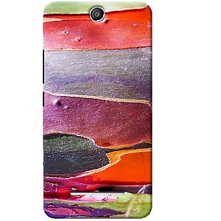 Blue Throat Printed Back Cover For Micromax Canvas Juice 3