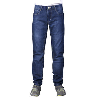 Men's Jeans Blue Ragzo Stretchable(RI25043)