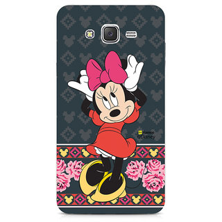 separation shoes 06ba4 fac51 Hamee Official Disney Mickey Mouse Minnie Mouse Hard Case Back Cover For  Samsung Galaxy On5 Pro / On5 - Beautiful Minnie