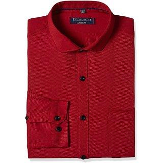 Men's Formal Shirt  Red