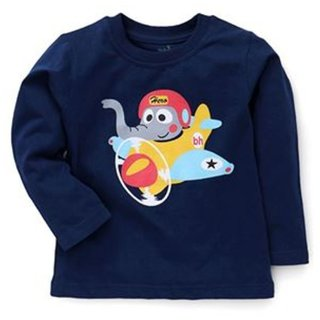 Blue T-Shirts for Kids