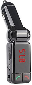 Tag Imports Bluetooth FM Transmitter, Dual USB, AUX MP3 Player Car Charger