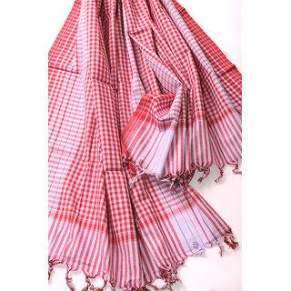 Bhagalpuri Cotton Gamcha RED