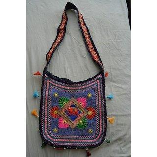Jaipuri Velvet Bags In Pakastani Work