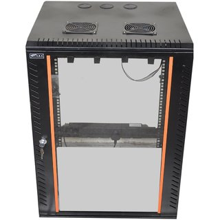 EMS 15U X 550W X 500D Wall Mount Rack