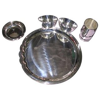 Sterling Silver Dinner Set