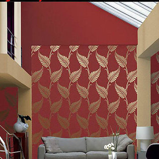 Smooth Finishing Imported Wallpaper