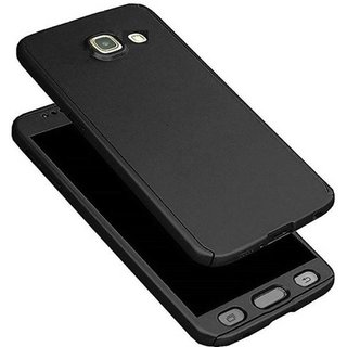 bbr iPaky Front Back Case for Samsung S6 edge (Black)